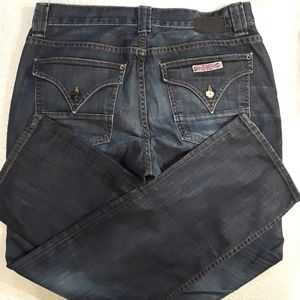 Hudson Men Straight Jeans Size 34x32
